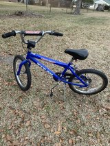Kid's bike in Beaufort, South Carolina