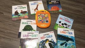 Eric Carle Smart Pad and Books in Belleville, Illinois