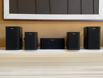 Sony Surround Sound Speakers in Kingwood, Texas