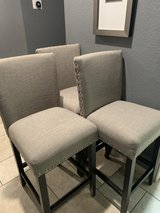 3 Bar Stools in Conroe, Texas