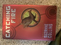 Catching Fire Hardcover in Nellis AFB, Nevada