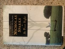 At First Sight Nicholas Sparks First Edition in Nellis AFB, Nevada