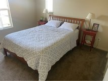 Queen Bed Set in Camp Pendleton, California