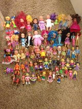 doll/figure lot in The Woodlands, Texas