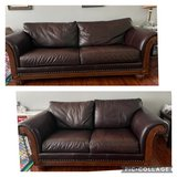 Couch and loveseat in Yorkville, Illinois