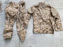 BLACK HAWK CAMMIES. NOT MARINE CORPS CAMMIES DIFFERENT SIZES in Camp Pendleton, California
