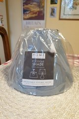 Lampshade grey small new in Ramstein, Germany