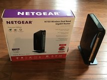Net gear N 750Wireless Dual Band Router in Beaufort, South Carolina