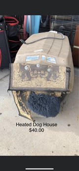 Heated Dog Case in Fort Leonard Wood, Missouri