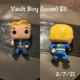 Funko loose Vault Boy in Lackland AFB, Texas