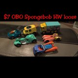 Spongebob Hot Wheels in Lackland AFB, Texas