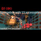 Spongebob 13 pc in Lackland AFB, Texas