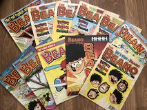 Collection of 11 Beano Comics from 90's in Lakenheath, UK