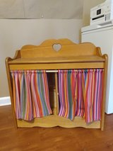 Doll changing table/storage in Elizabethtown, Kentucky