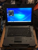 Dell latitude e6420 xfr fully rugged laptop in Camp Pendleton, California