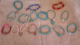 Assorted bracelets in Alamogordo, New Mexico