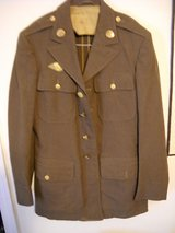 Army Class A Winter Jacket and Pants in Cherry Point, North Carolina