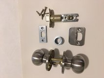 Satin Nickel Door Knobs in Cary, North Carolina