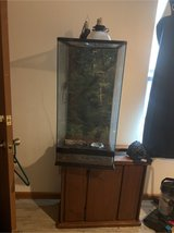 reptile tank in Fort Leonard Wood, Missouri