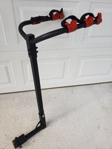 Hitch mount 2 bicycle rack, Like New!! in Cherry Point, North Carolina