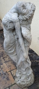 Graceful statue for garden or terrace in Spangdahlem, Germany