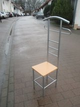 clothes butler chair in Ramstein, Germany