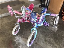 Kids / Girls Disney Princess Bicycles in Camp Pendleton, California