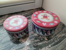 Christmas Cookie Tins in Chicago, Illinois