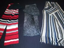 Scarves & winter hats lot in The Woodlands, Texas