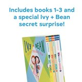 The Ivy + Bean Secret Treasure Box Includes Books 1-3 + Secret Surprise in Morris, Illinois