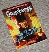 Goosebumps Night of the Living Dummy 2 Book in Morris, Illinois