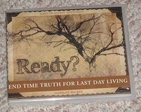NEW Ready End Time Truth for Last Day Living CD 2 Disc Series Audiobook in Chicago, Illinois