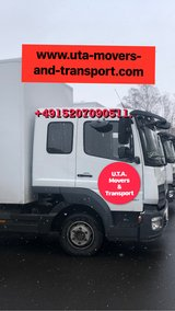 Local movers and transport pick up and delivery furniture installation in Wiesbaden, GE