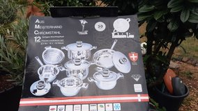 Cooking Set in Ramstein, Germany