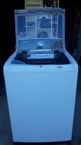 Samsung Large Capicity Washer & Dryer. in Camp Pendleton, California
