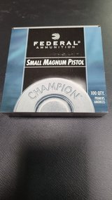 Federal Small Magnum Pistol primers box of 100 in Elizabethtown, Kentucky