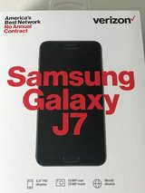 Verizon Wireless Samsung J7 16GB Prepaid Smartphone, Black in Beaufort, South Carolina
