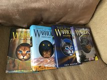 Warriors: Power of Three Series Lot of 4 Hardcover by Erin Hunter in St. Charles, Illinois