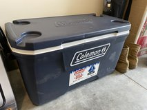 New Cooler in Cherry Point, North Carolina