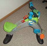 Fisher Price Smart Cycle Pro with 2 Games in Chicago, Illinois