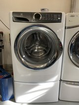 HE Washer and Dryer with Pedestal in Hampton, Virginia