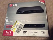 LG BLU-Ray Disc / DVD Player in Fort Campbell, Kentucky