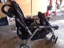 Chicco Keyfit 30 Double Stroller in Chicago, Illinois