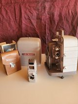 Bell and Howell Projector Set in Fort Bliss, Texas