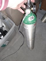 Medical oxygen E tanks wanted in 29 Palms, California