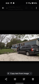 Mobile Home By-The-Bay. Trinity Bay in Baytown, Texas