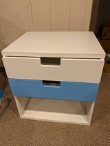 Dresser - small cabinet from IKEA (perfect for kids room) in Chicago, Illinois
