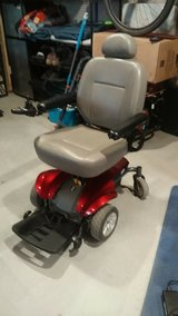 Electric wheelchair in 29 Palms, California