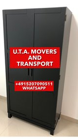 MOVERS, HOUSE MOVES, PICK UP AND DELIVERY, TRANSPORTATION, REMOVAL in Ramstein, Germany