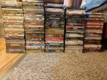 163 Movies as a lot for $85 in Fort Leonard Wood, Missouri